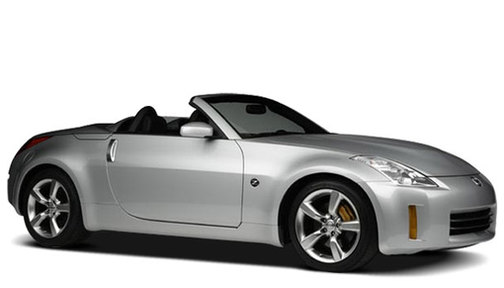 2009 Nissan 350Z 2dr Roadster Man Grand Touring