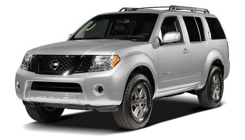 2009 Nissan Pathfinder SE Off-Road