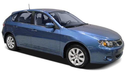 2009 Subaru Impreza GT