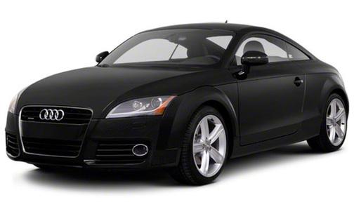 2010 Audi TT 2dr Cpe S tronic quattro 2.0T Prestige