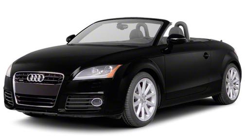 2010 Audi TT 2.0T Premium