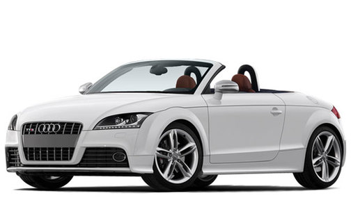 2010 Audi TTS 2.0T Premium