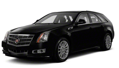 2010 Cadillac CTS 5dr Wgn 3.0L Performance RWD