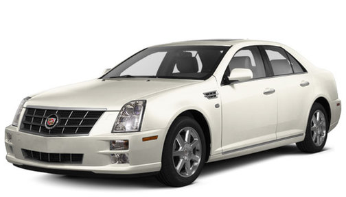 2010 Cadillac STS Performance