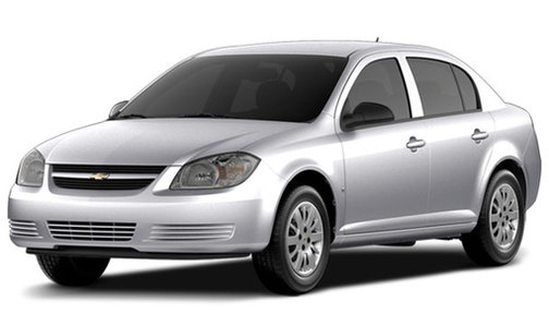 2010 Chevrolet Cobalt 4dr Sdn LS