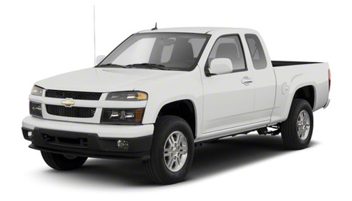 2010 Chevrolet Colorado 2WD Ext Cab 125.9' Work Truck