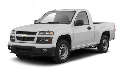 2010 Chevrolet Colorado 2WD Reg Cab 111.2' LT w/1LT