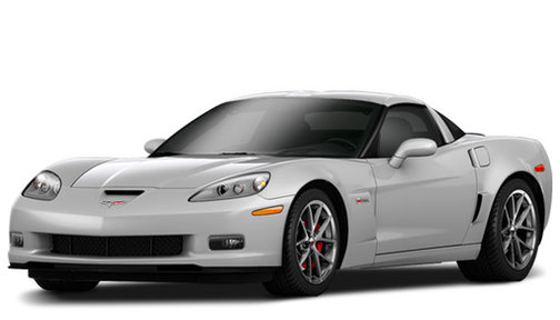 2010 Chevrolet Corvette 2dr Cpe Z06 w/1LZ