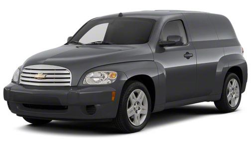 2010 Chevrolet HHR FWD 4dr Panel LT w/1LT