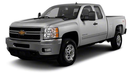 2010 Chevrolet Silverado 2500 2WD Ext Cab 143.5' Work Truck