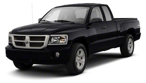 2010 Dodge Dakota 4WD Ext Cab ST