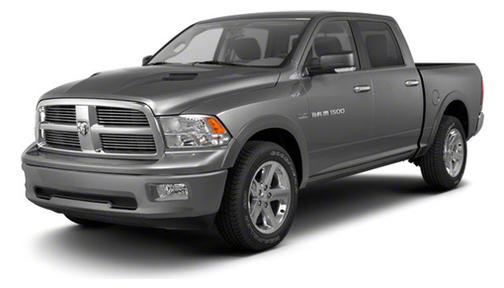 2010 Dodge Ram 1500 Truck SLT