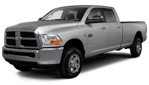 2010 Dodge Ram 2500 Truck 4WD Crew Cab 149' TRX