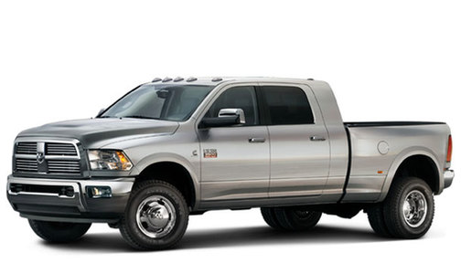 2010 Dodge Ram 3500 Truck Laramie