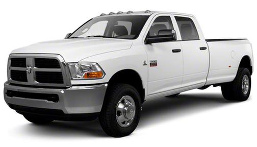 2010 Dodge Ram 3500 Truck SLT