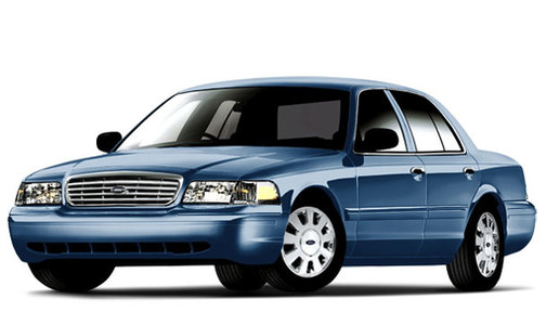 2010 Ford Crown Victoria LX