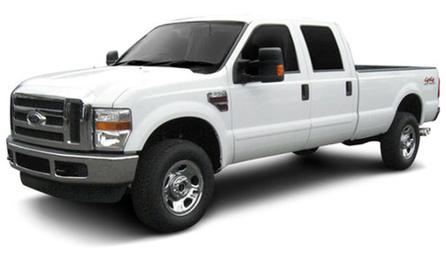 2010 Ford F350 2WD Crew Cab 172' King Ranch