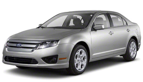 2010 Ford Fusion S