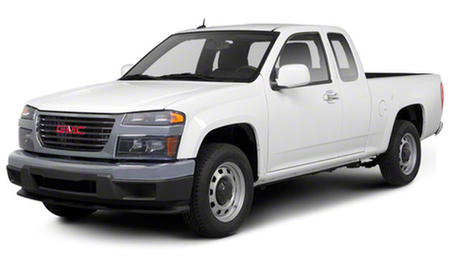 2010 GMC Canyon 4WD Ext Cab 125.9' SLT