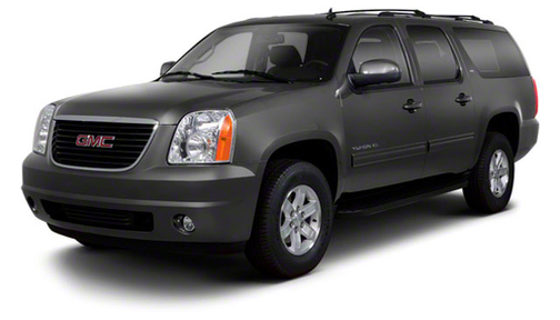2010 GMC Yukon XL 2500 SLE