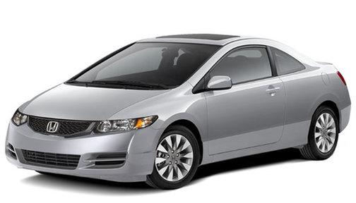 2010 Honda Civic 2dr Man EX-L w/Navi