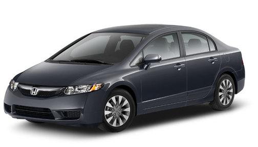 2010 Honda Civic 4dr Auto EX-L