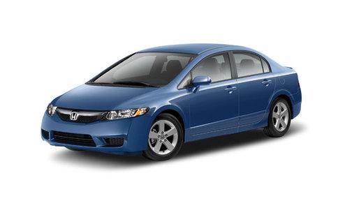 2010 Honda Civic 4dr Man LX-S