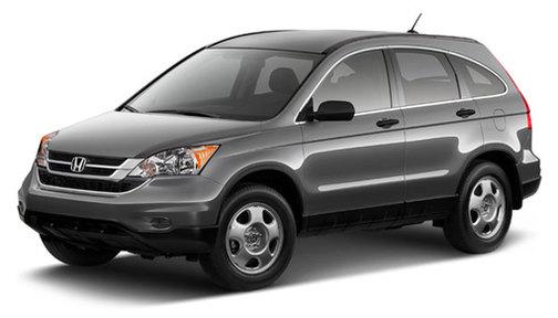 2010 Honda CR-V 4WD 5dr LX