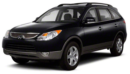 2010 Hyundai Veracruz GLS