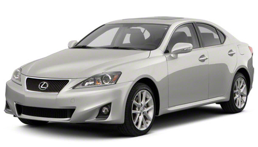 2010 Lexus IS Models
