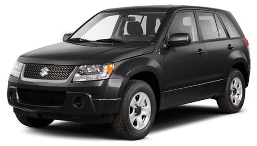 2010 Suzuki Grand Vitara Limited