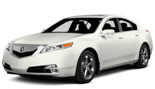 2011 Acura TL 4dr Sdn Man SH-AWD Tech HPT