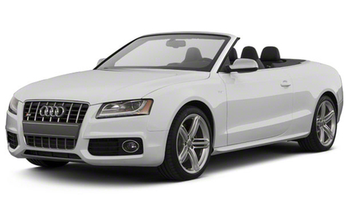 2011 Audi S5 Premium Plus