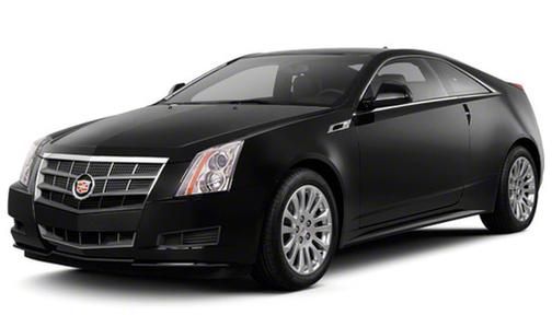 2011 Cadillac CTS 2dr Cpe Premium AWD