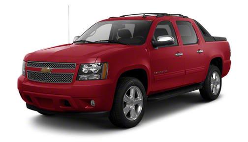 2011 Chevrolet Avalanche 4WD Crew Cab LS