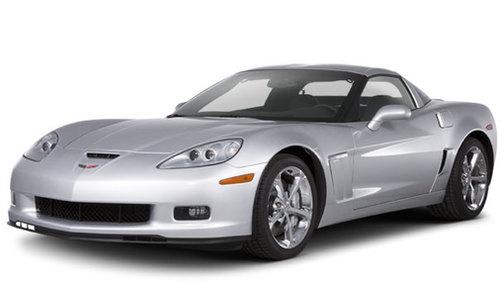 2011 Chevrolet Corvette 2dr Cpe Z06 w/2LZ