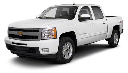 2011 Chevrolet Silverado 1500 4WD Crew Cab 143.5' LS