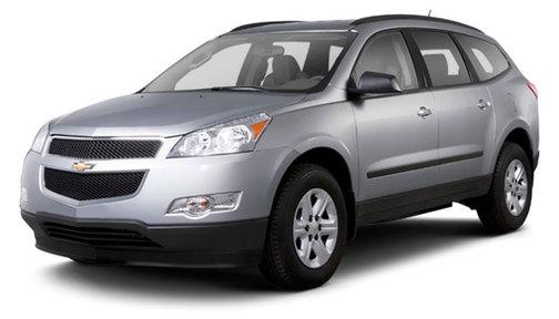 2011 Chevrolet Traverse FWD 4dr LT w/2LT