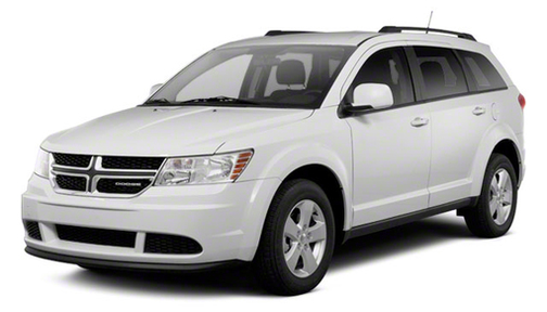 2011 Dodge Journey Lux