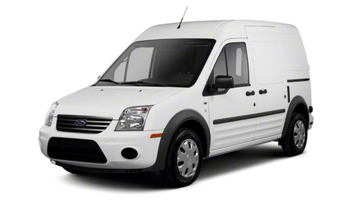 2011 Ford Transit Connect 114.6' XLT w/o side or rear door glass