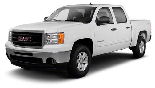 2011 GMC Sierra 1500 W/T
