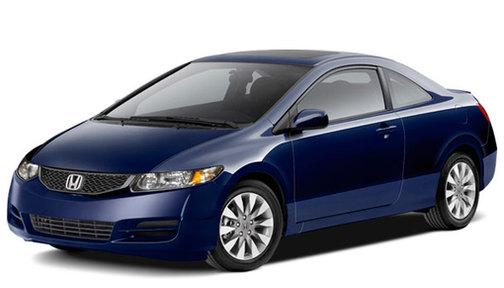 2011 Honda Civic 2dr Auto EX-L w/Navi