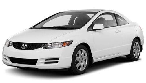 2011 Honda Civic 2dr Auto LX