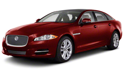 2011 Jaguar XJ Series