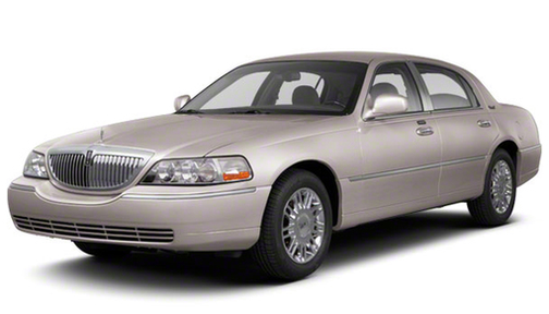 2011 Lincoln Town Car Signature L