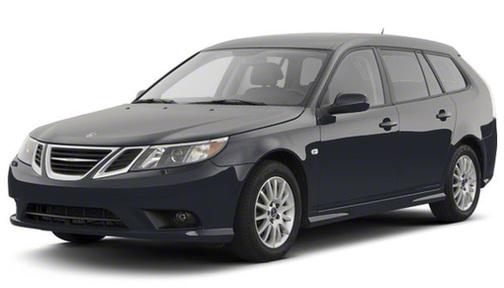 2011 Saab 9-3 X