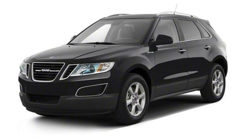 2011 Saab 9-4X 3.0i