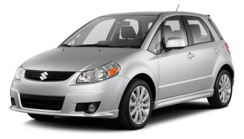 2011 Suzuki SX4 Premium