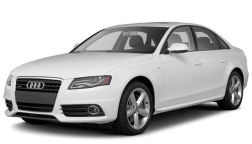 2012 Audi A4 4dr Sdn Man quattro 2.0T Premium Plus