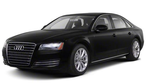 2012 Audi A8 4dr Sdn